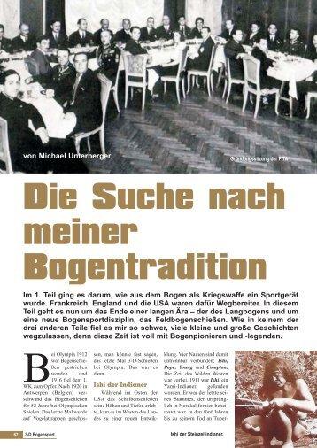 Leseprobe - Bogensportverlag