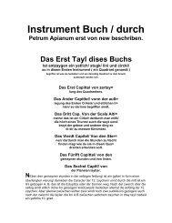 Instrument Buch / durch - Ingolstadt