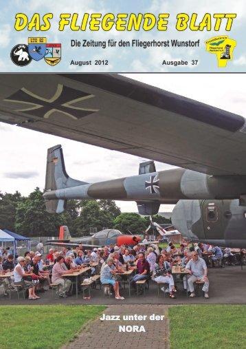Wir gratulieren den Mitgliedern, die im August 2012 ... - Ju 52 Halle