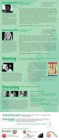 Flyer Kopfweide 2010 (PDF) - Literaturbüro NRW eV - Seite 2