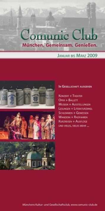 comunic club 1-2009 (pdf) - foto. kunst. kultur.