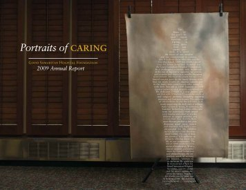 Portraits of CARING - Good Samaritan Hospital