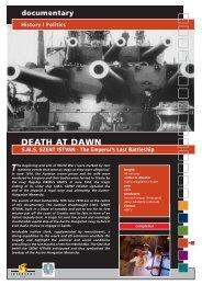Politics DEATH AT DAWN SMS SZENT ISTVAN - Interspot Film