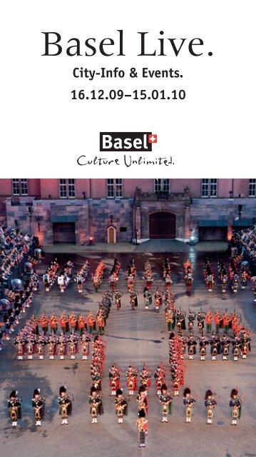 Openair 17.-24. Juli 2010 - Basel Live