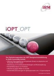 iOPT_OPT - IRM Integriertes Ressourcen-Management AG