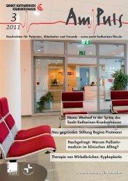 3/2011 - Sankt Katharinen-Krankenhaus