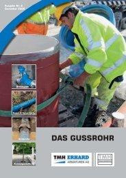Das Gussrohr-Projekt des Jahres in Deutschland: Die ... - TMH