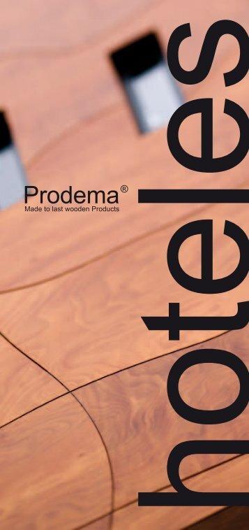 Hoteles - Prodema