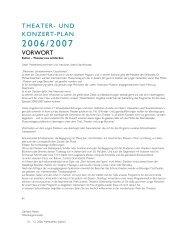 2006/2007 - Kulturamt der Stadt Fulda