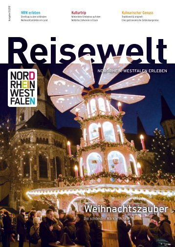 reisewelt-bilderrätsel veranstaltungen - Tourismus NRW e.V.