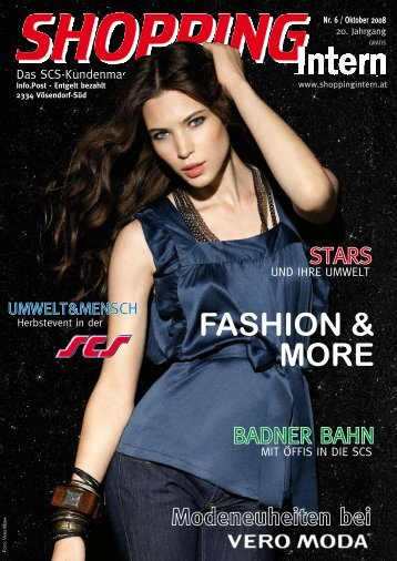 FASHION & mOre - Shopping-Intern