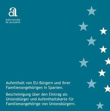Aufenthalt von EU-Bürgern und ihrer Familienangehörigen in ...