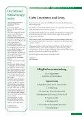 Jahreshaupt- versammlung - Tage - Seite 3