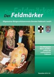 Der (Dez-2012) - Allgemeiner Bürgerschützenverein Dorsten ...