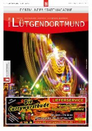 3,99 - Dortmunder & Schwerter Stadtmagazine