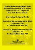Landesmeisterschaften 2000 - Schützenwarte - WSB - Seite 2