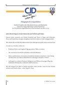 JUGENDDORFPROGRAMM CJD Jugenddorf-Christophorusschule - Seite 2