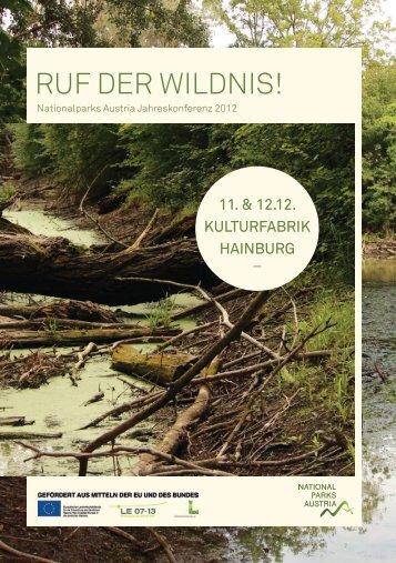Zum Programm! - Nationalparks Austria