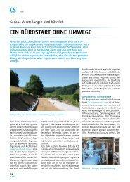 Ein BüroSTarT ohnE UmwEgE - Bauverlag