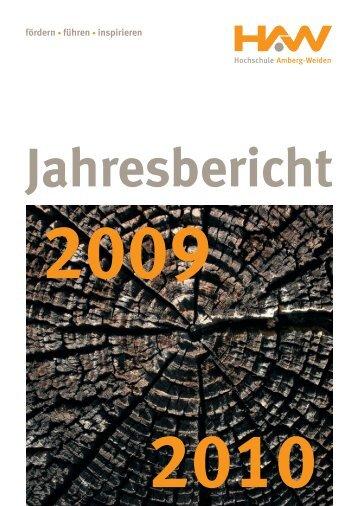 und Raumsituation - Hochschule Amberg-Weiden