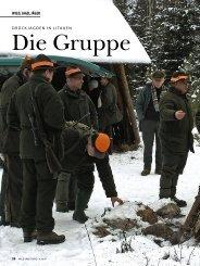 WILD, JAGD, JÄGER - Jagdbüro G. Kahle