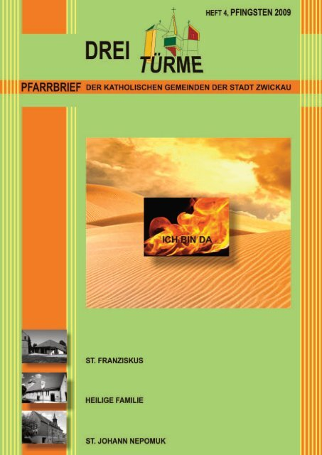FORUM manufaktur - 2. Halbjahr 2009 - Katholische Pfarrgemeinde ...