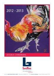 Kunstkalender 2012-2013 | Jessika Cardinahl | Büro-Bedarf-Balke ...