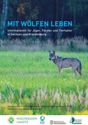 MIT WÖLFEN LEBEN - Freundeskreis freilebender Wölfe