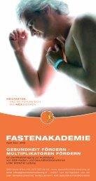 FASTENAKADEMIE - GGF