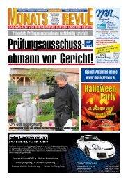 19:30 Uhr So. 13. Nov. 2011 - MonatsRevue.at