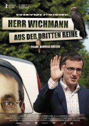 Herr Wichmann aus der dritten Reihe - Arne Höhne. Presse + ...