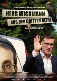 """Presseheft zu """"Herr Wichmann aus der dritten ... - rbb Presseservice"""