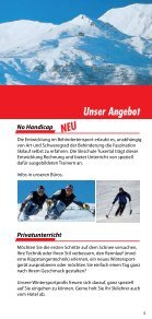 Prospekt Skischule Tuxertal - Seite 5