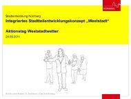 """Integriertes Stadtteilentwicklungskonzept """"Weststadt ... - Koopstadt"""