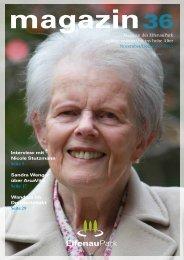 Interview mit Nicole Stutzmann Seite 5 Sandra Wenger über ...