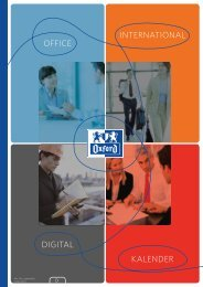 OFFICE DIGITAL INTERNATIONAL KALENDER