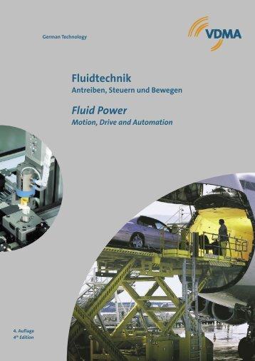Fluidtechnik - Department Maschinenbau und Produktion