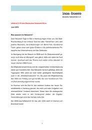 PDF: 42 KB - Deutsches Netzwerk Büro