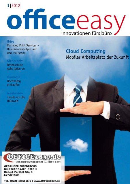 Cloud Computing - OFFICE1837.de – WIR SIND BÜROBEDARF