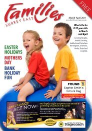easter holidays mothers day bank holiday fun - Families Online