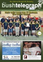 Bushtelegraph - The Bush Telegraph Weekly