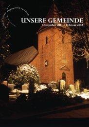 Gemeindebrief - Ev.-luth. St.Johannes-Kirchengemeinde ...