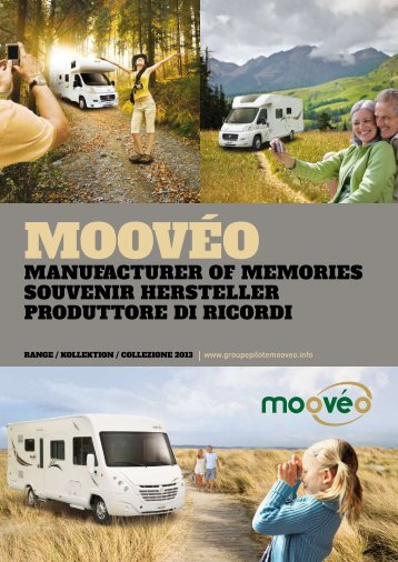 manufacturer of memories souvenir hersteller ... - AD Motorhomes