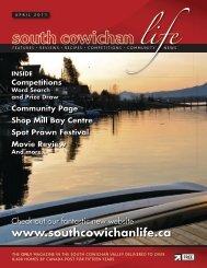 South Cowichan Life Magazine