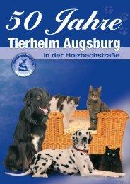 Tierheim Augsburg - Tierschutzverein Augsburg und Umgebung eV