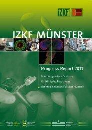 Technology Platform - IZKF Core Units - bei der Medizinischen ...