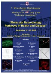 """Molecular Neurobiology: Pathways in Health and Disease"""