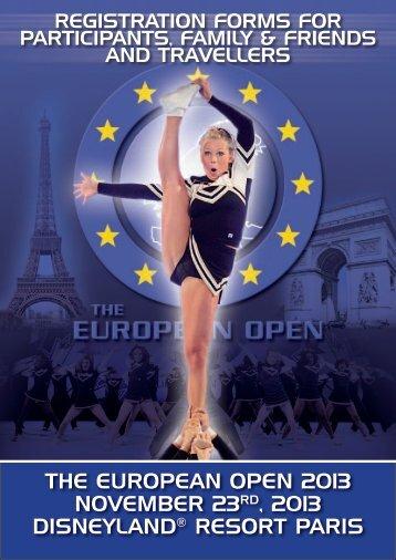 Package Registration Form - ELITE Cheerleading