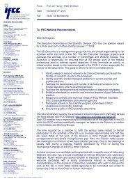 To: IFCC National Representatives Dear Colleagues, The ... - NVKC