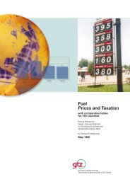 Fuel Prices and Taxation - International Road Federation